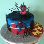 Torta so Spidermanom č. 6